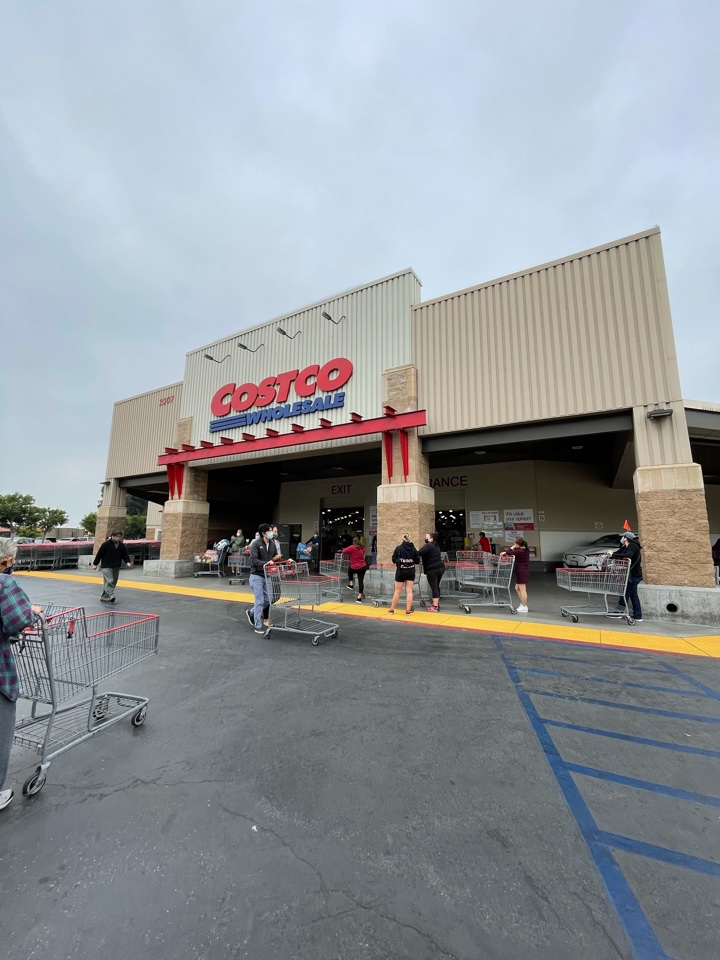 Alhambra, CA - Another day our lead generators are servicing our Costco customer here in Alhambra, California