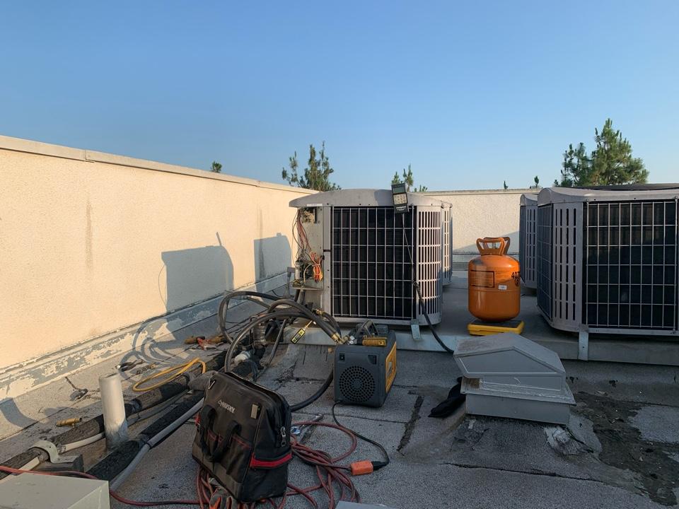 Pasadena, CA - Refrigerant Circuit Repair