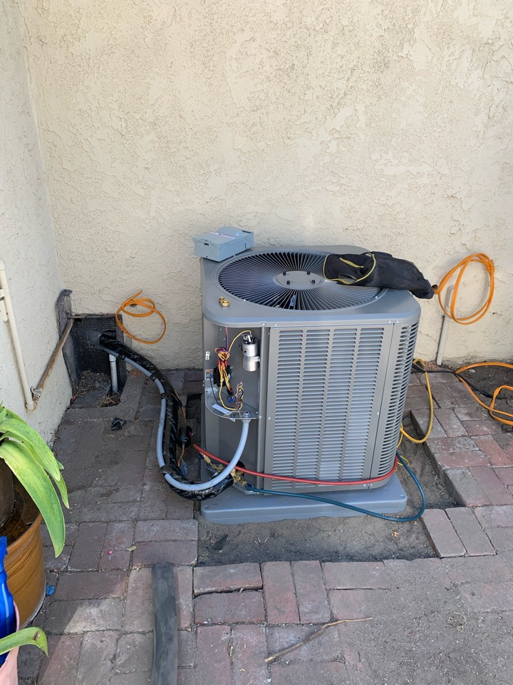 Burbank, CA - Job check on an install we are doing here in Burbank