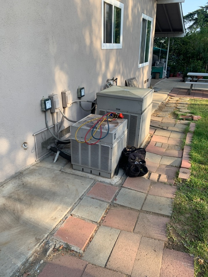 South Pasadena, CA - New install two systems being installed here in South Pasadena