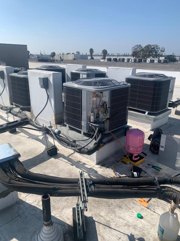 Compton, CA - Warranty Compressor Replacement