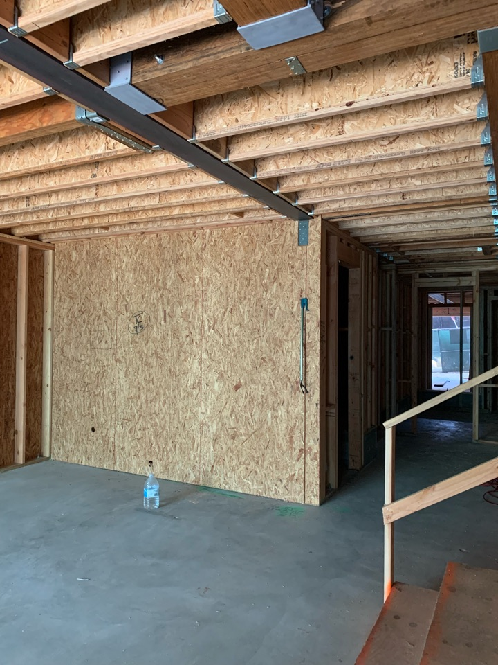 Manhattan Beach, CA - New construction house we are installing two systems here in Manhattan beach