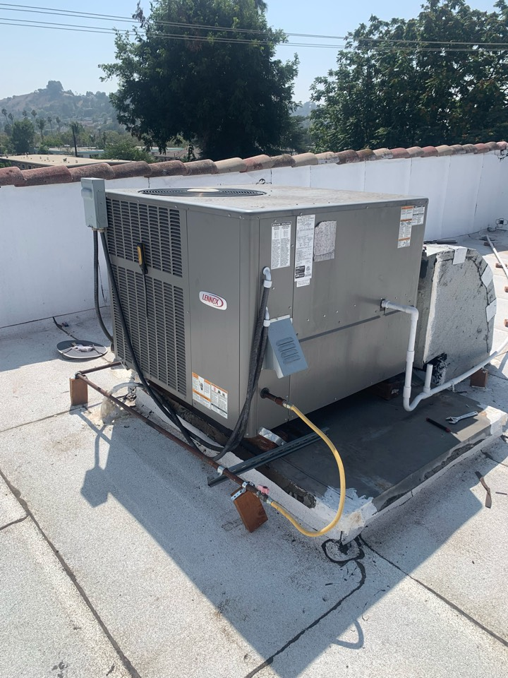 Glendale, CA - Coil Replacement