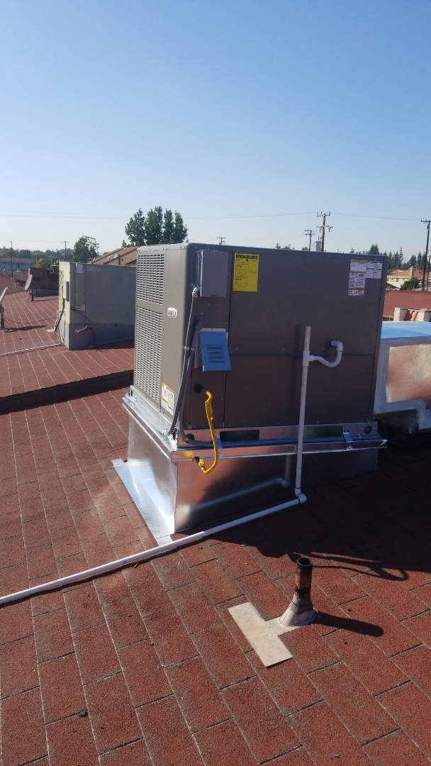 San Gabriel, CA - New install completed. Working wonderfully. Here in San Gabriel, Ca