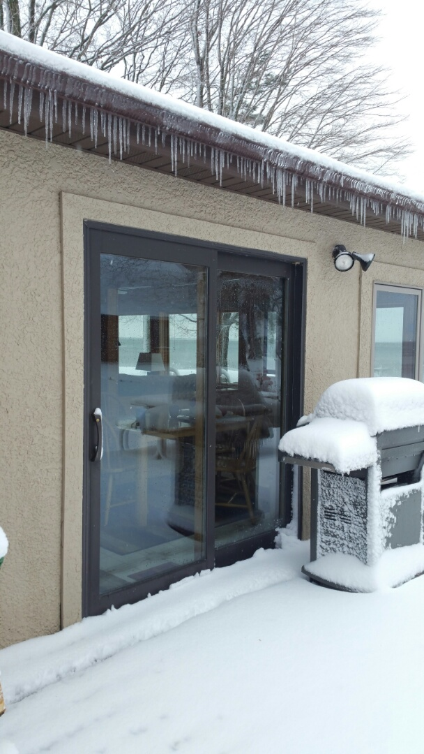 Aitkin, MN - Renewal by Anderson Better living Concepts.  Replacement patio door and windows.  Sold