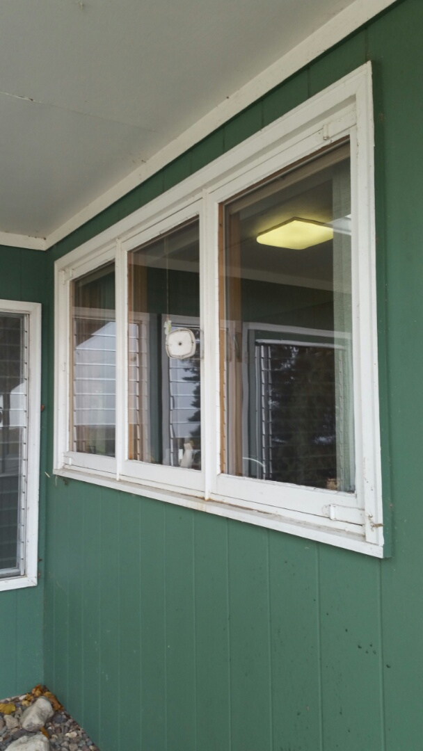 Swanville, MN - Renewal by andersen Better living Concepts.  Sold 2 triple light casements.