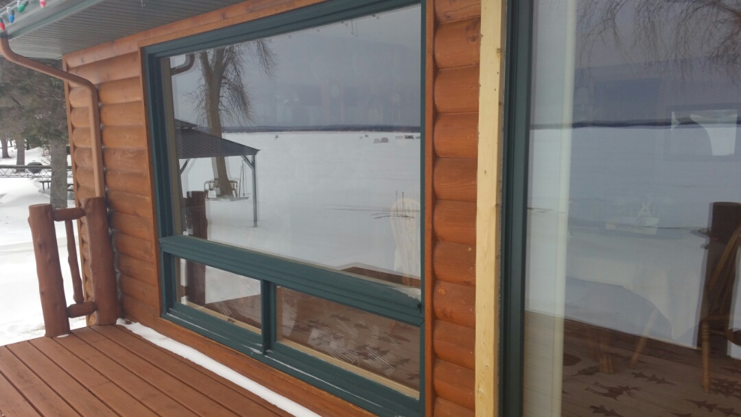 Cass Lake, MN - Renewal by Andersen Better living Concepts.  Quoted 3 windows.