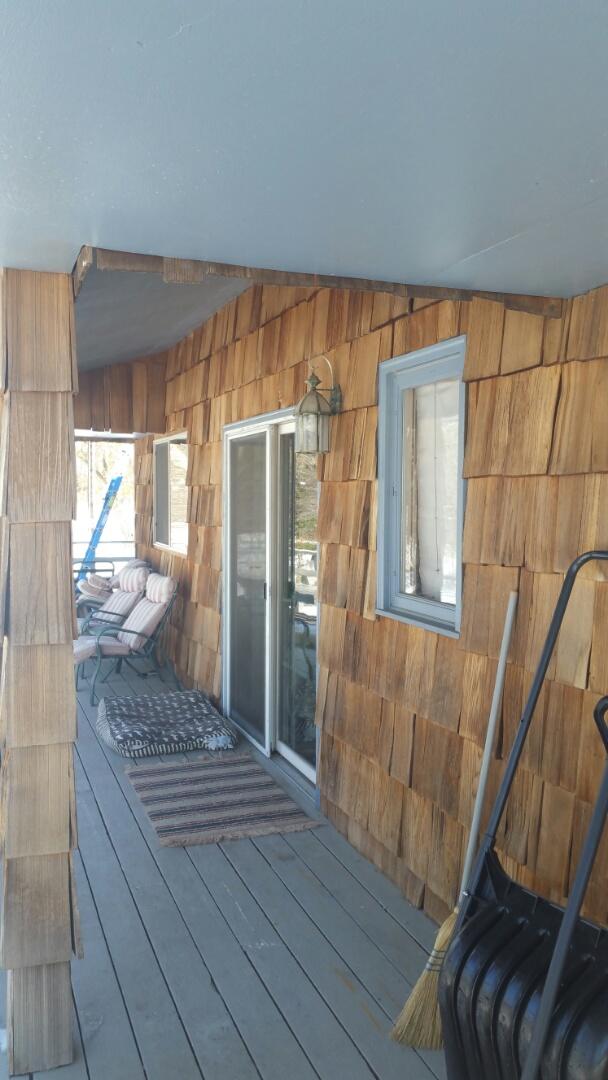 Menahga, MN - Renewal by Andersen Better Living Concepts.  Sold 2 patio doors, 3 windows.