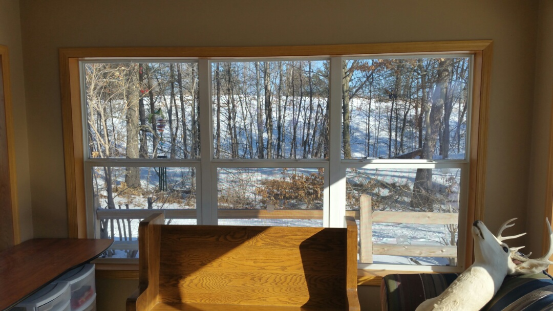 Baxter, MN - Renewal by Andersen  Better Living Concepts quote whole house with windows.