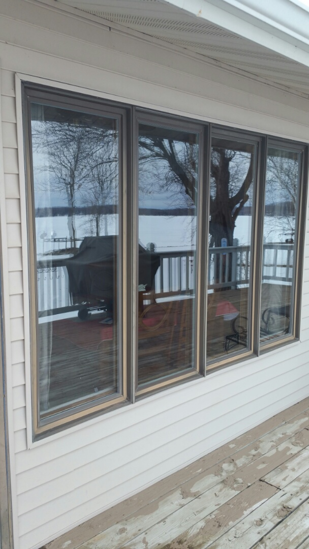 Hillman, MN - Renewal by Andersen  Better Living Concepts.  Quoted 4 windows.