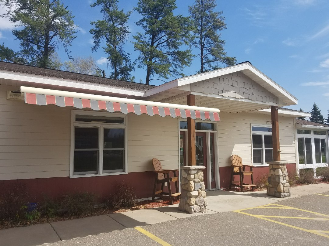 Brainerd, MN - New awning on display! Come check out best way to enjoy summer in the shade!
