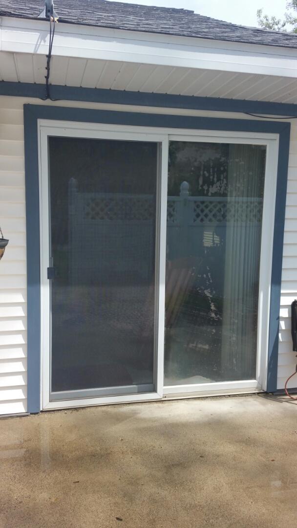 Menahga, MN - Renewal by Andersen Better Living Concepts  Quoted patio door.