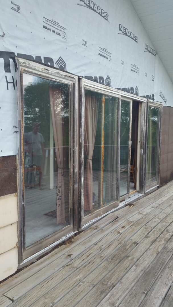Tenstrike, MN - Renewal by Andersen Better living Concepts, Sold 8 windows.