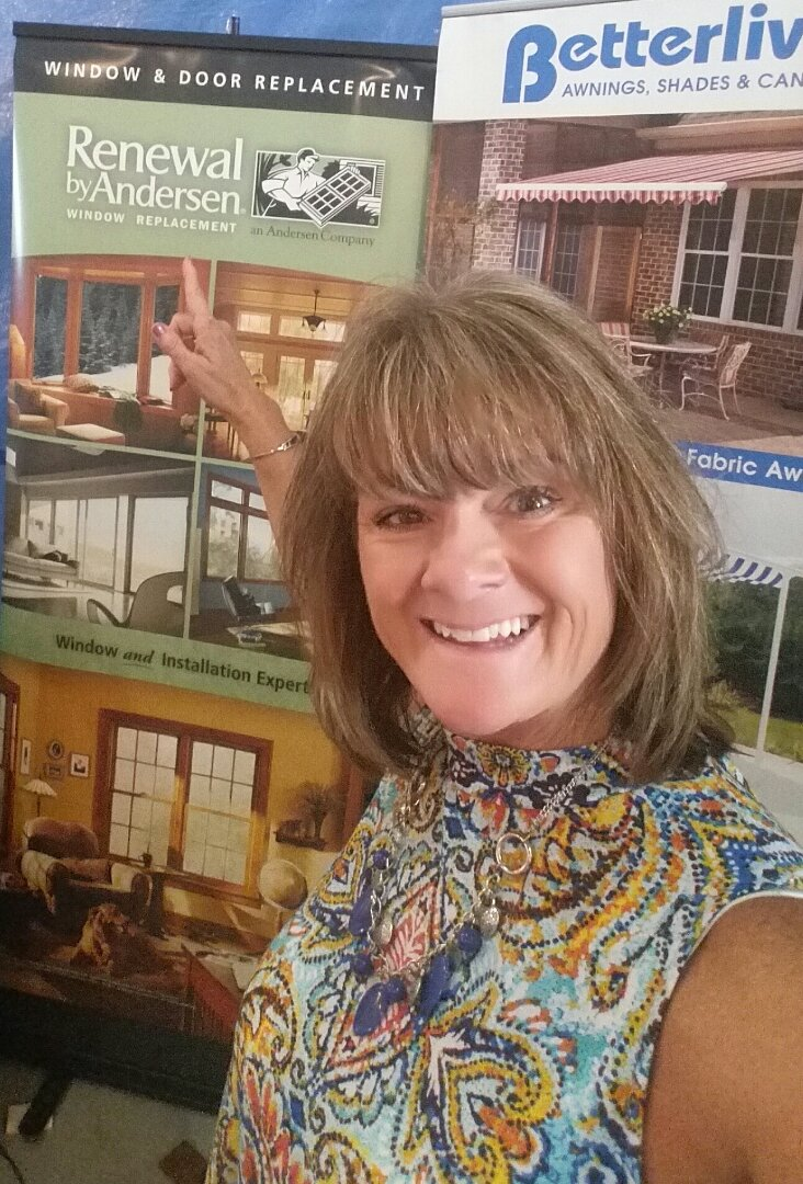 Park Rapids, MN - Renewal by Andersen  Better Living Concepts.  Come visit with me at the Hubbard County Fair.