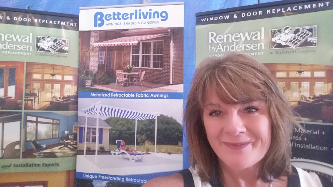 Park Rapids, MN - Renewal by Andersen Better Living Concepts.  Ce visit with me at the Hubbard County Fair.