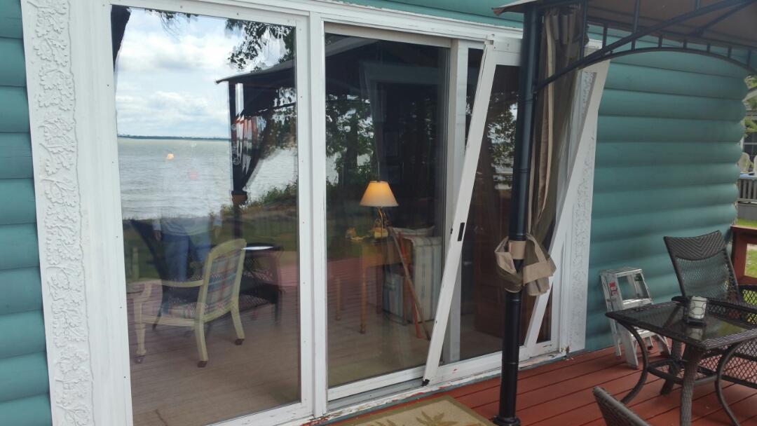 Bemidji, MN - Renewal by Andersen Better Living Concepts sold 3 panel patio door.