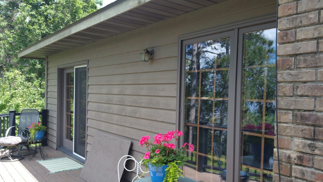 Long Prairie, MN - Renewal by Andersen Better Living Concepts.  Sold patio door and window.