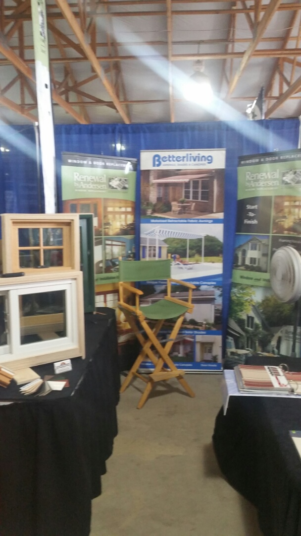 Bemidji, MN - Renewal by Andersen Better Living Concepts.  Come see me at the Beltrami Fair and check out the fair special.