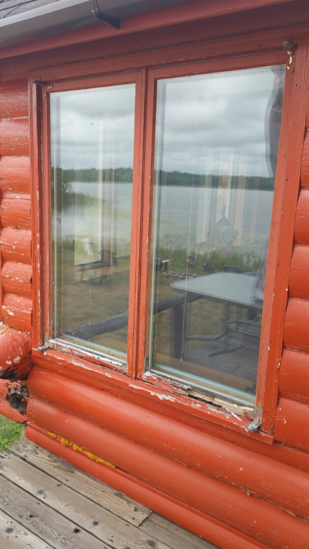 Park Rapids, MN - Renewal by Andersen Better Living Concepts.  Porch windows quoted.