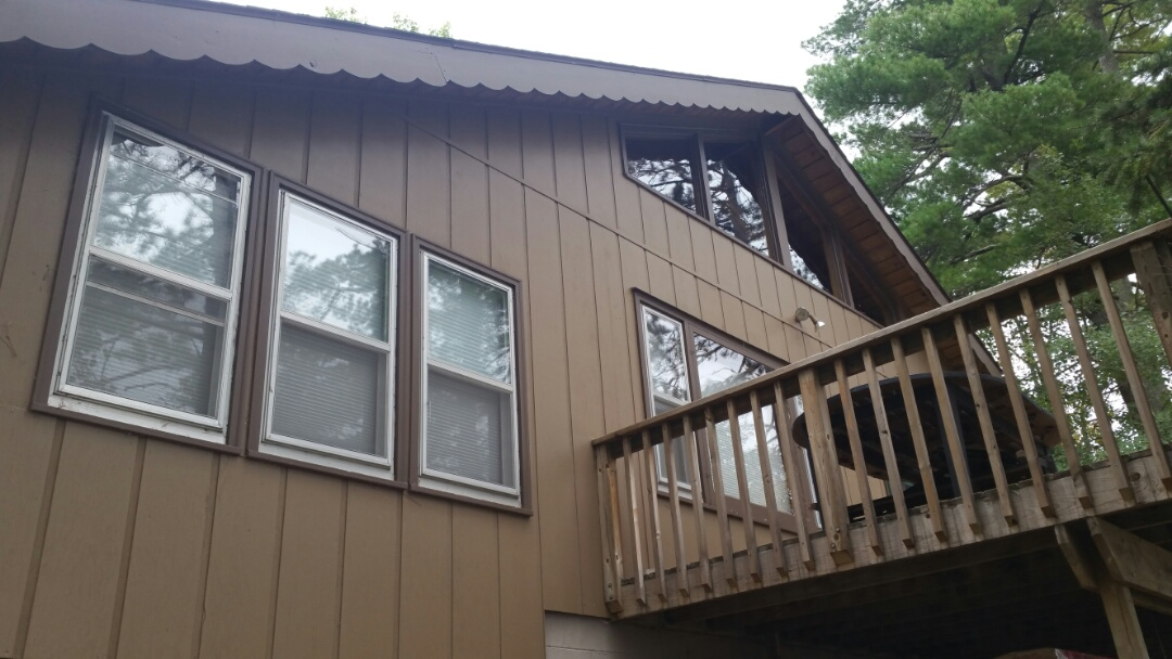 Remer, MN - Renewal by Andersen Better Living Concepts.  Quoting a cabin or new windows.