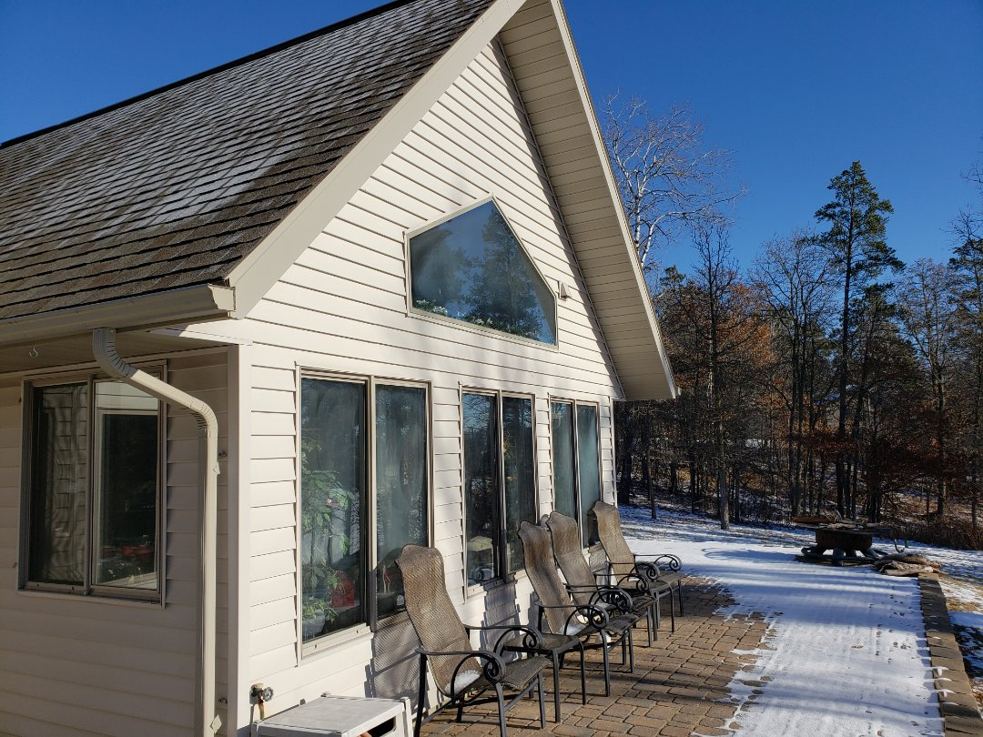 Park Rapids, MN - Renewal by Andersen Better Living Concepts.   Quoted house of windows.