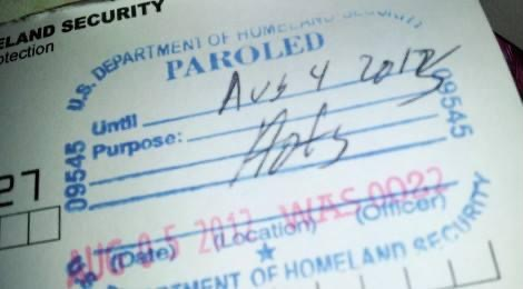 Lorain, OH - My son is in the military and I am applying for Parole in Place and green card.