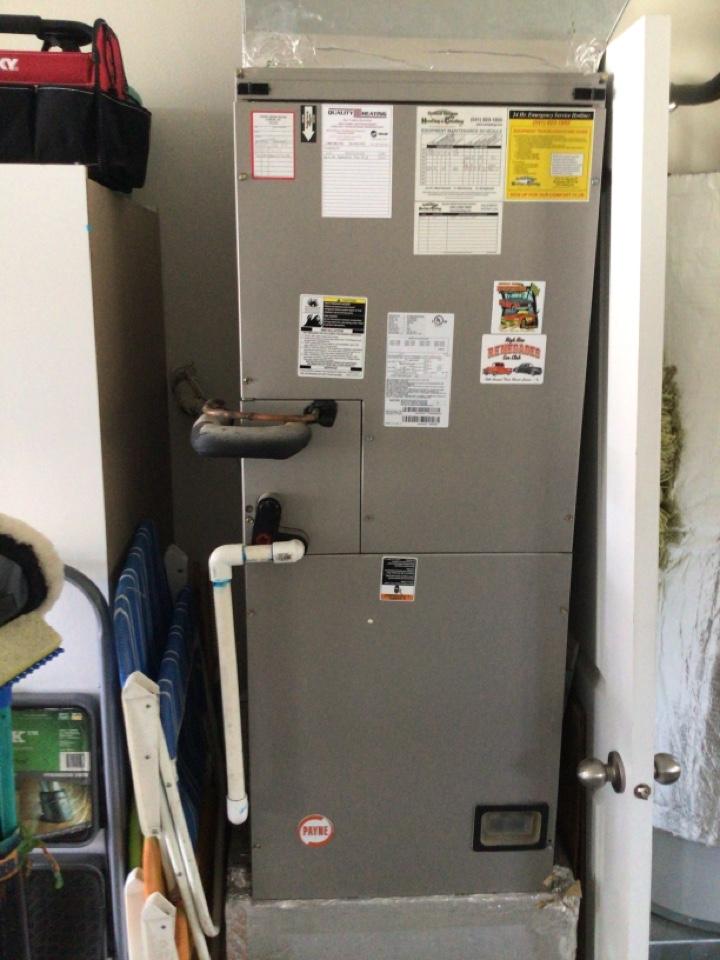 Terrebonne, OR - Air handler and heat pump maintenance