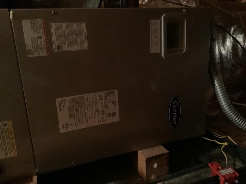 Terrebonne, OR - Carrier maintenance