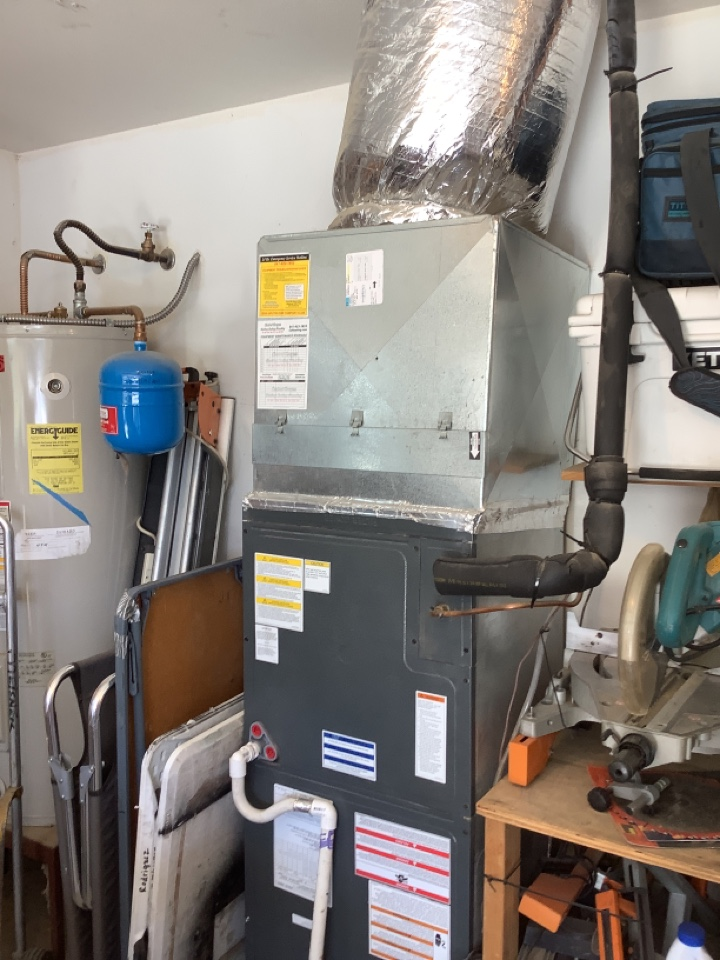 Prineville, OR - Tune up on air handler and heat pump