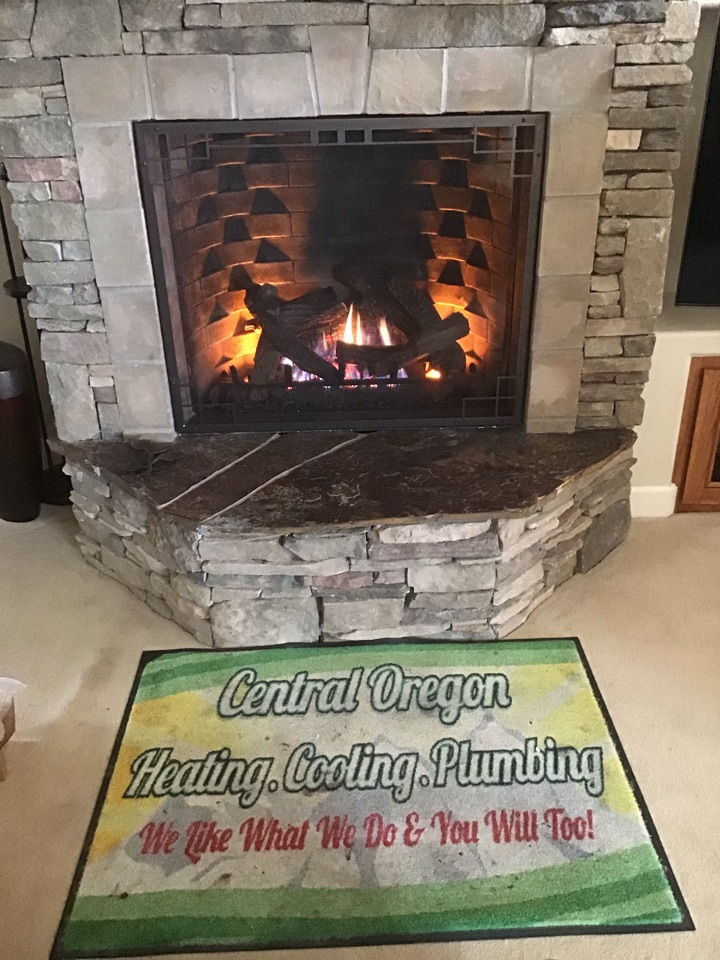 Redmond, OR - Propane fireplace repair