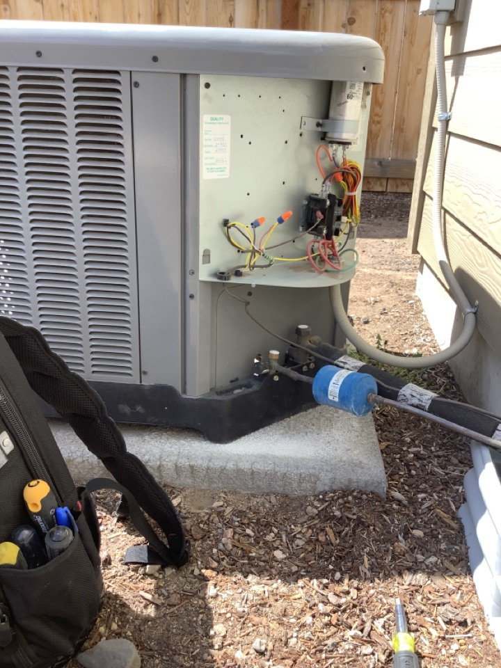 Bend, OR - Maintance on gas furnace and AC unit. It was great talking to you guys...call us anytime you need. All doors are locked up and thermostat is back to where it was.
