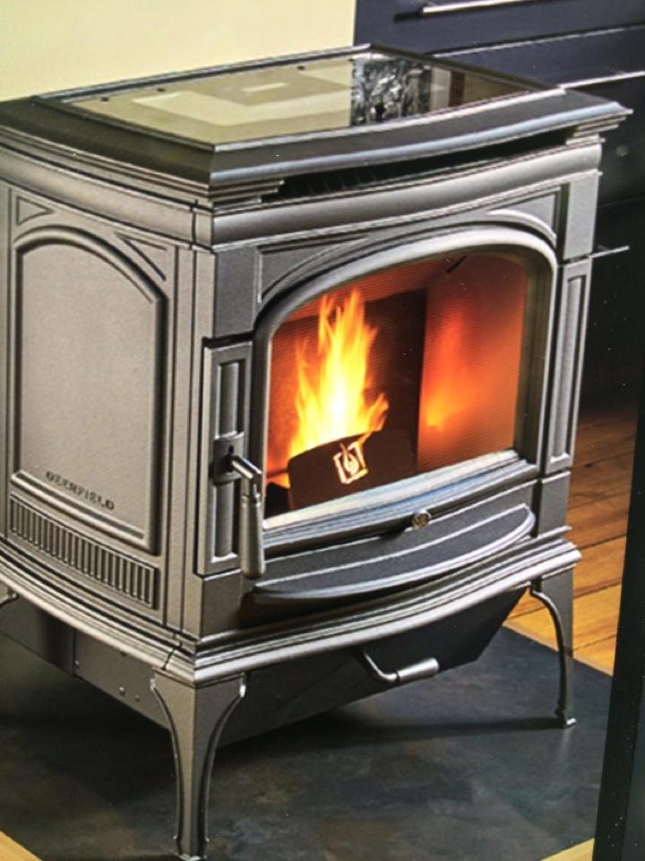 Bend, OR - Pellet stove repair