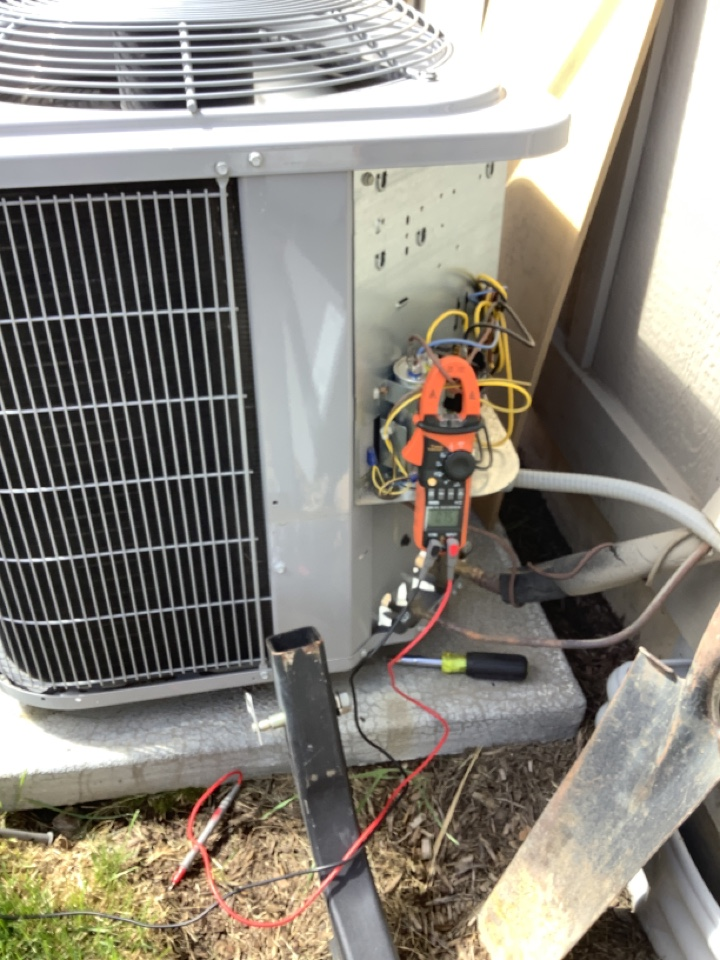 Tune up on gas furnace and ac unit
