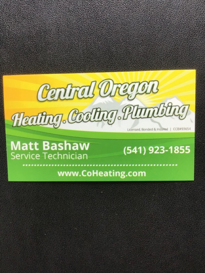 Bend, OR - HVAC maintenance