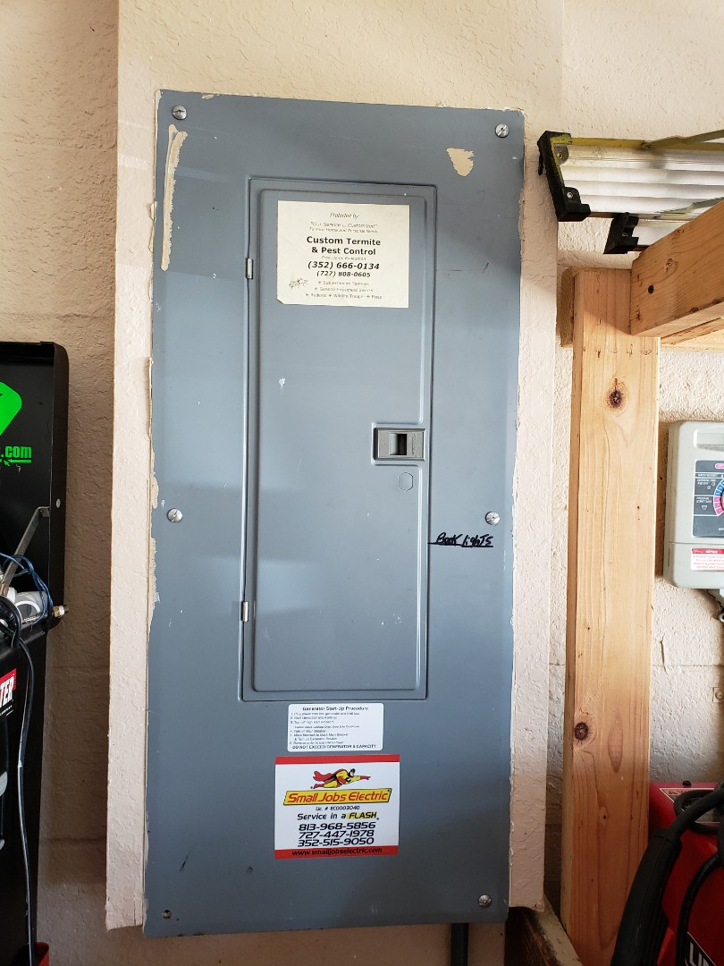 Getting prepared for hurricane season with a generator transfer switch for a portable generator