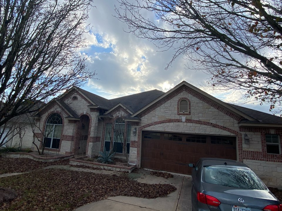 Pflugerville, TX - Roof leaking from the recent snow?  Call Mpact Roofing, 512-535-2053, we can help find the cause and provide a detailed estimate.
