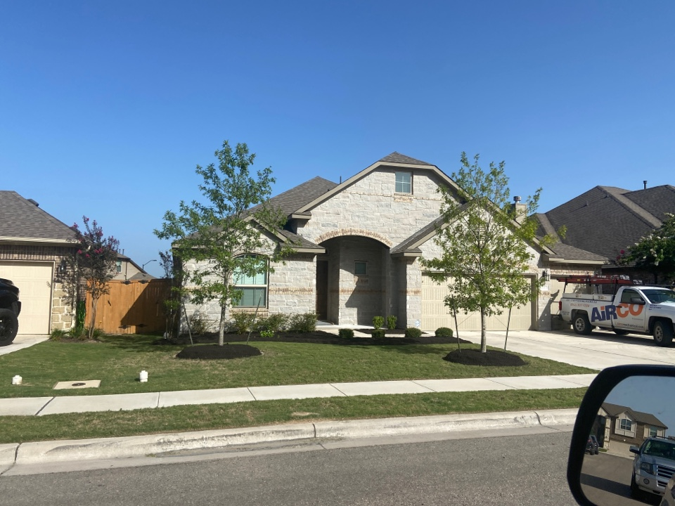 Pflugerville, TX - Mpact Roofing finding hail damage in Blackhawk area.