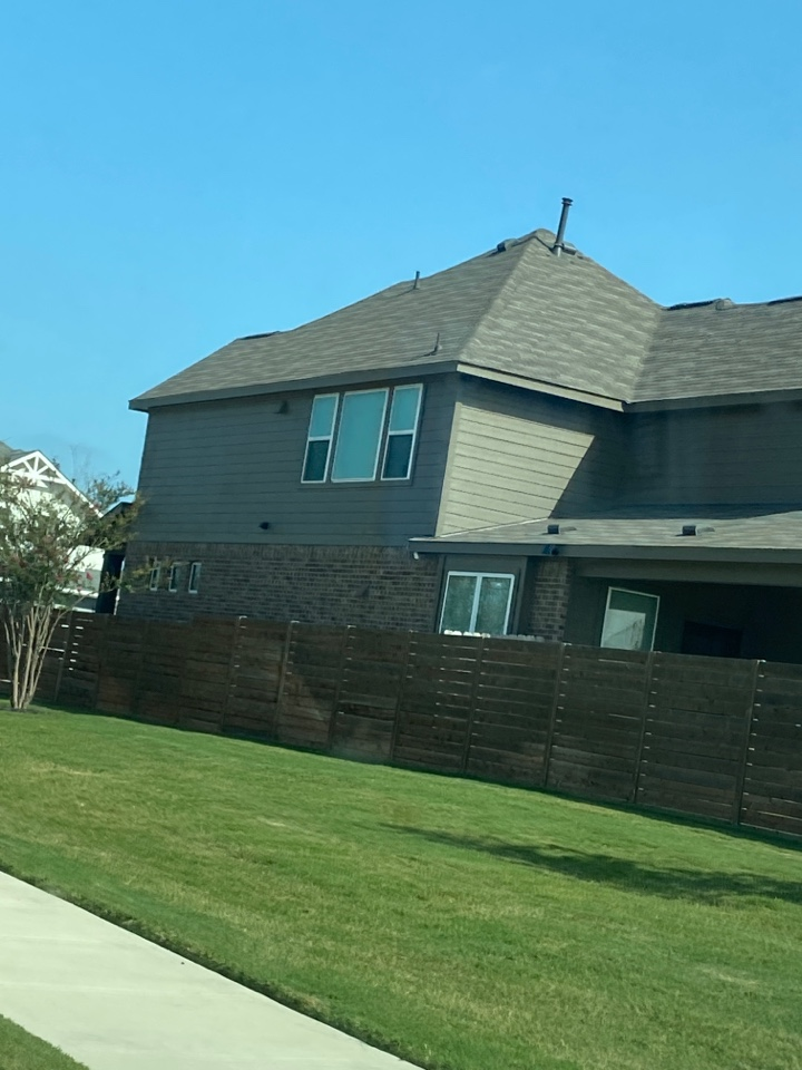 Pflugerville, TX - Mpact Roofing still finding hail damage too roofs .