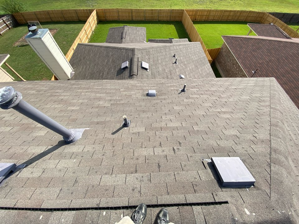 Round Rock, TX - Mpact Roofing is on site in Round Rock