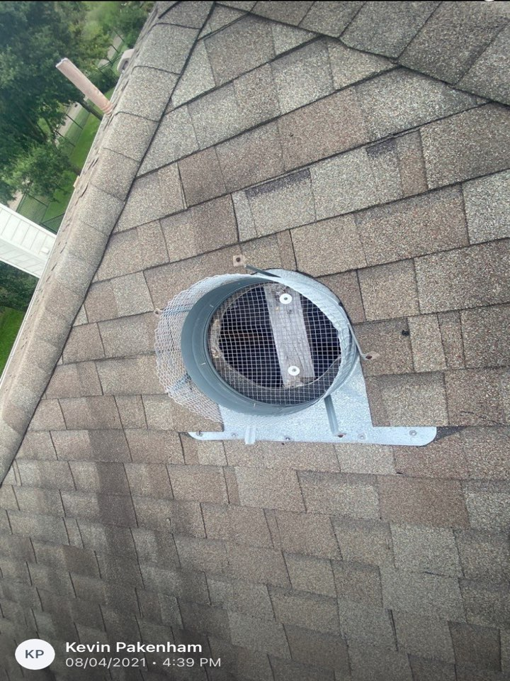 Round Rock, TX - Raccoons can cause damage to your roof.   Call Mpact Roofing we can repair that damage. 512-535-2053 www.mpactroofing.com