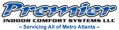 Real-time Service Area for Premier Indoor Comfort Systems LLC