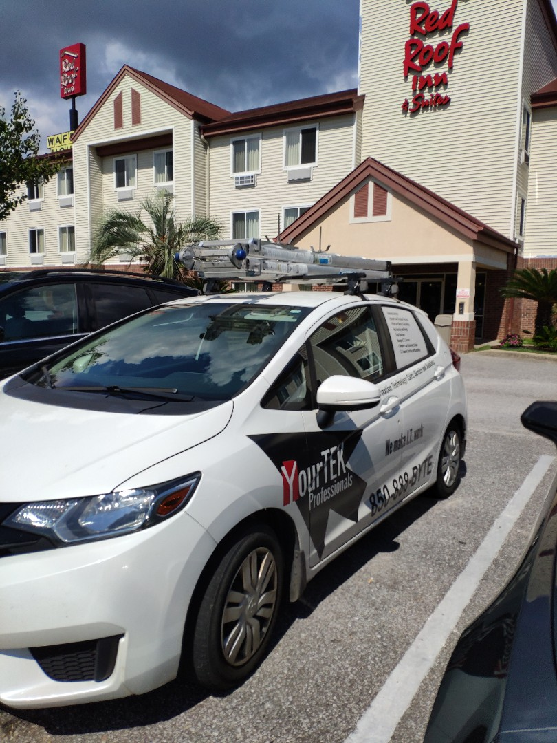Milton, FL - Fixing Surveillance Camera