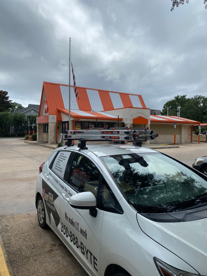 Fort Walton Beach, FL - Nothing wrong with a Whataburger day