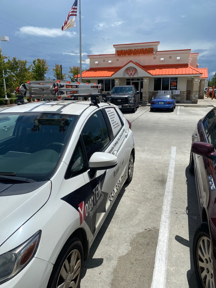 Lynn Haven, FL - Another day, another Whataburger