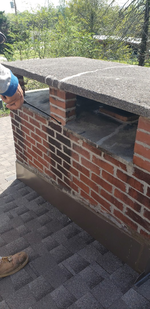 Knoxville, TN - Chimney repair