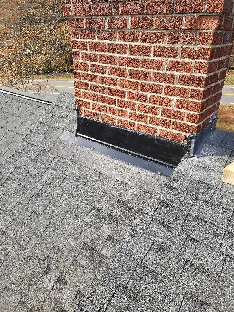 Kingston, TN - We received a call from a homeowner who had several problems and needed a honest roofing company.