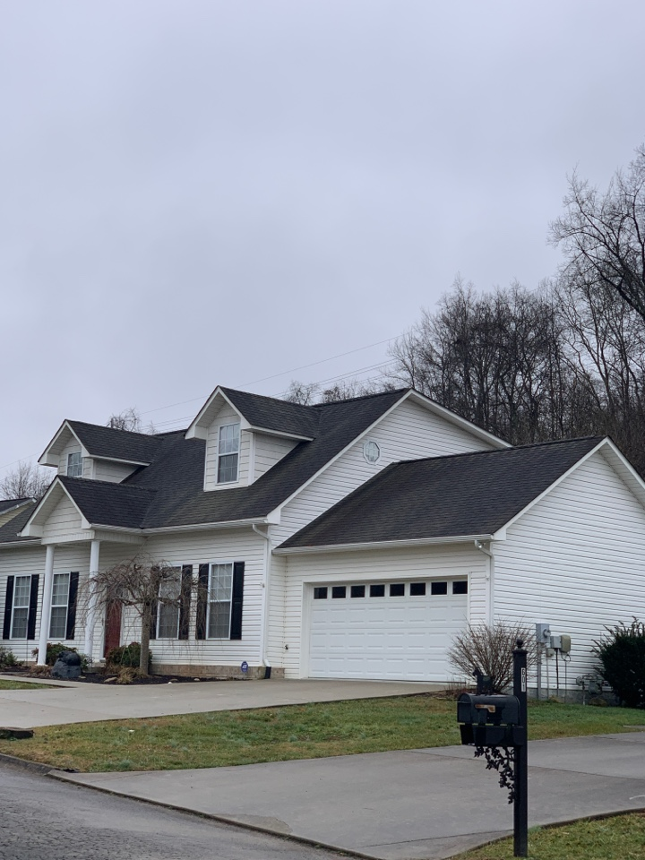 Knoxville, TN - Another Shingle Roof Quote in Knoxville, TN