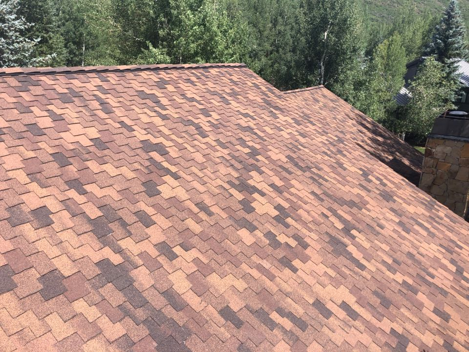 Park City, UT - In parks city doing a roof inspection on presidential shingles