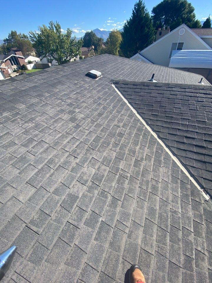 Salt Lake City, UT - Roof replacement estimate