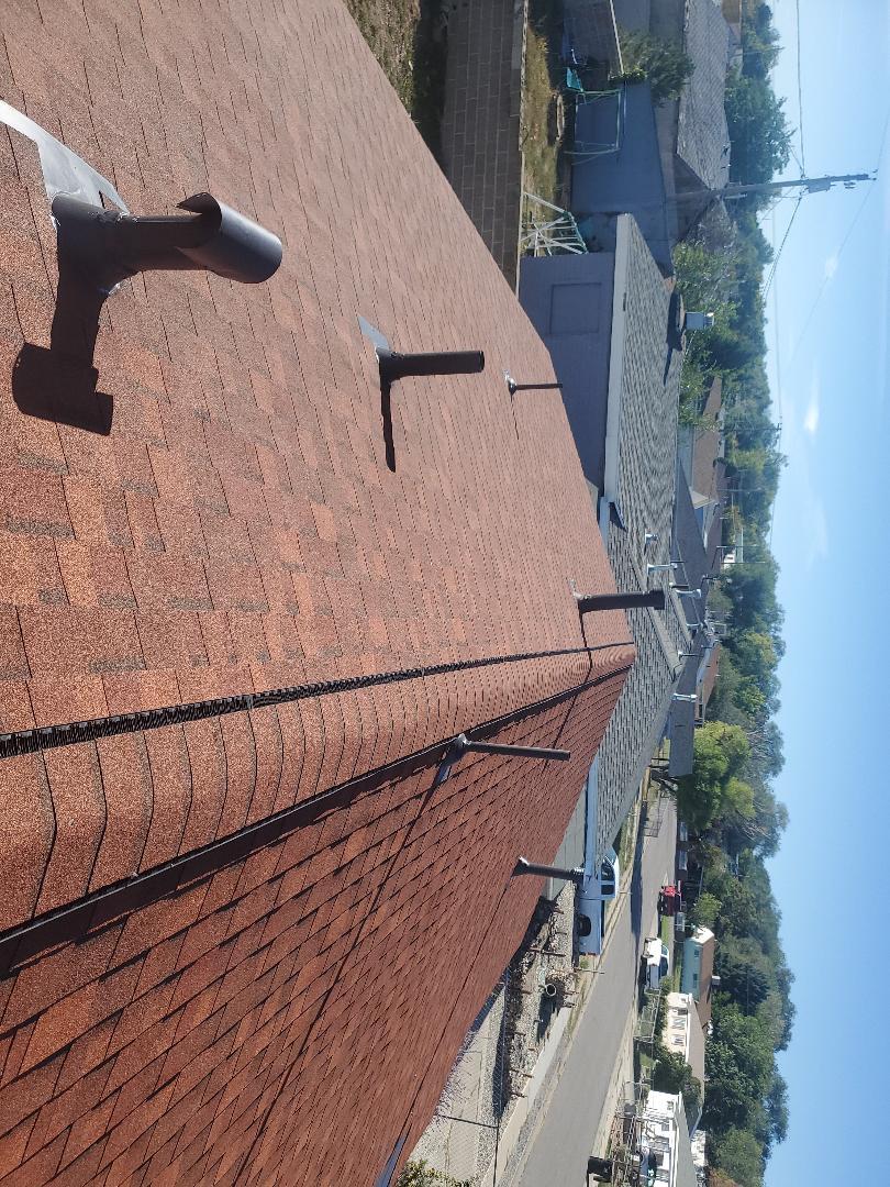 Kearns, UT - Nice roof done color Terra cotta